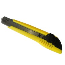 Нож технический, серия Оптима, 18 мм усиленный