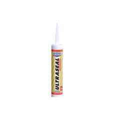 """Герметик санитарный силиконовый """"KRASS ULTRASEAL"""" белый 260мл"""