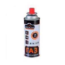 Газ для портативных приборов, универсальный 220 гр