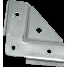 Краб-система Г-образная 20х20х1,2 мм ЦЕНА ЗА ОДНУ ЧАСТЬ
