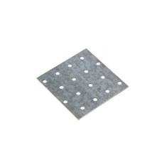 Пластина крепежная 80х80х2,0 Металлист