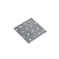 Пластина крепежная Металлист 80*40*1,5