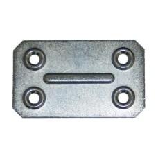 Пластина крепежная ПК 40х67х1,2 Металлист
