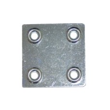 Пластина крепежная ПК 48х48х1,2 Металлист