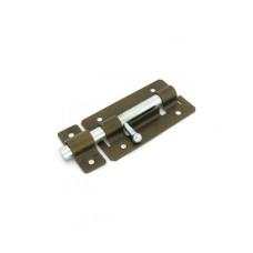 Задвижка дверная Металлист ЗД-08 полимер