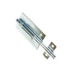 Задвижка дверная Металлист ЗД-09 оцинкованная
