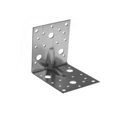 Уголок усиленный c ребром жесткости КР/KUU  90х90х40