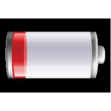 Батарейка АА пальчиковая солевая R6