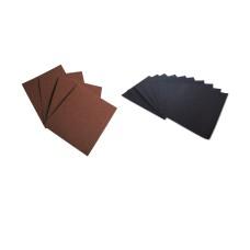 Бумага наждачная 17х24см тканевая основа цена за 1 лист