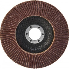 Диск лепестковый торцевой, 125 мм  P 80 КУРС