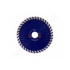 Диск отрезной алмазный турбо CUTOP, 125 x 2.3 x 8.0 x 22.2 мм