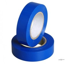 Изолента PVC 19 мм х 0,13 мм х 10 м. синяя