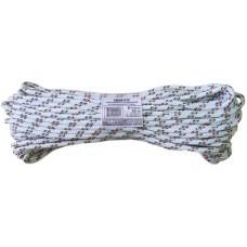 Канат полипропиленовый 24-х прядный с сердечником 6мм х 20м, р/н=300 кгс