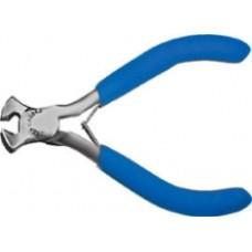 Клещи мини синяя ручка 125 мм