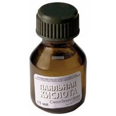 Паяльная кислота  высокоактивный флюс на основе хлористых солей цинка 15 мл