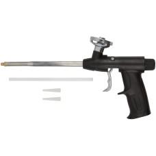 Пистолет для монтажной пены, пластиковый корпус.
