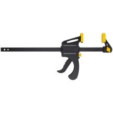 Струбцина нейлоновая пистолетная 300х495х60 мм