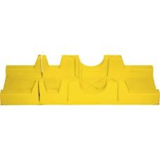 Стусло пластиковое без пилы желтое 300 мм х 65 мм