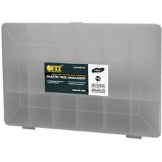 Ящик для крепежа органайзер прозрачный 10  27,5 х 18,5 х 4,2 см