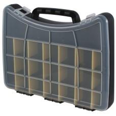 Ящик для крепежа пластиковый 30*22,5*4,5см